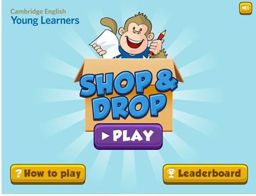 shop & drop